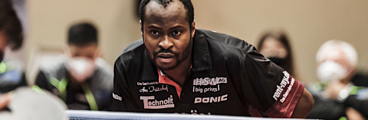 Aruna Gets Two-Year Contract Extension At German Bundesliga Team TTC