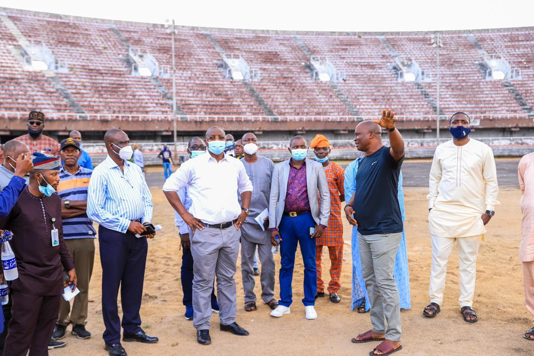 Lagos National Stadium To Host Super Eagles Matches From 2021