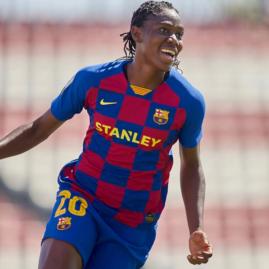 Oshoala's Barcelona Chase First Women's Champions League Title