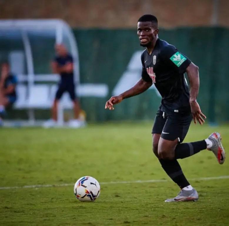 Azeez Resumes Training, But Doubtful For Granada – PSV Europa League Clash