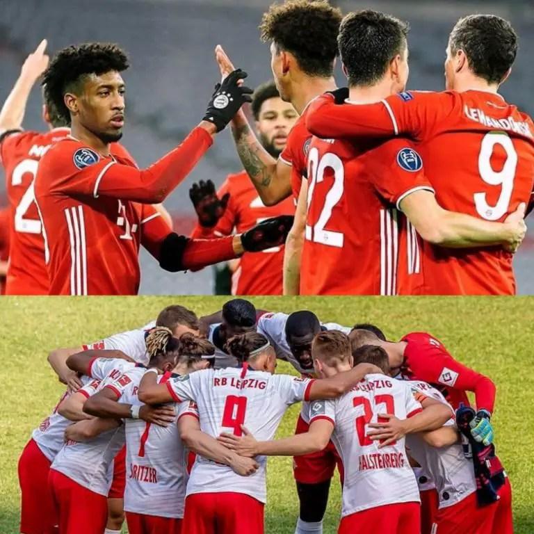 Bundesliga: Rampant Bayern, Lewandowski Host 'Stubborn' Leipzig; Other Matchday-10 Clashes