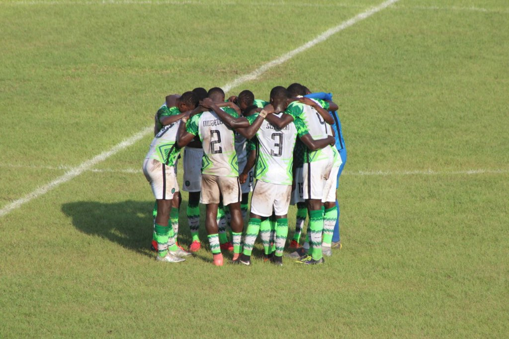 WAFU Cup: Wasteful Flying Eagles Battle To Draw Against Cote d'lvoire