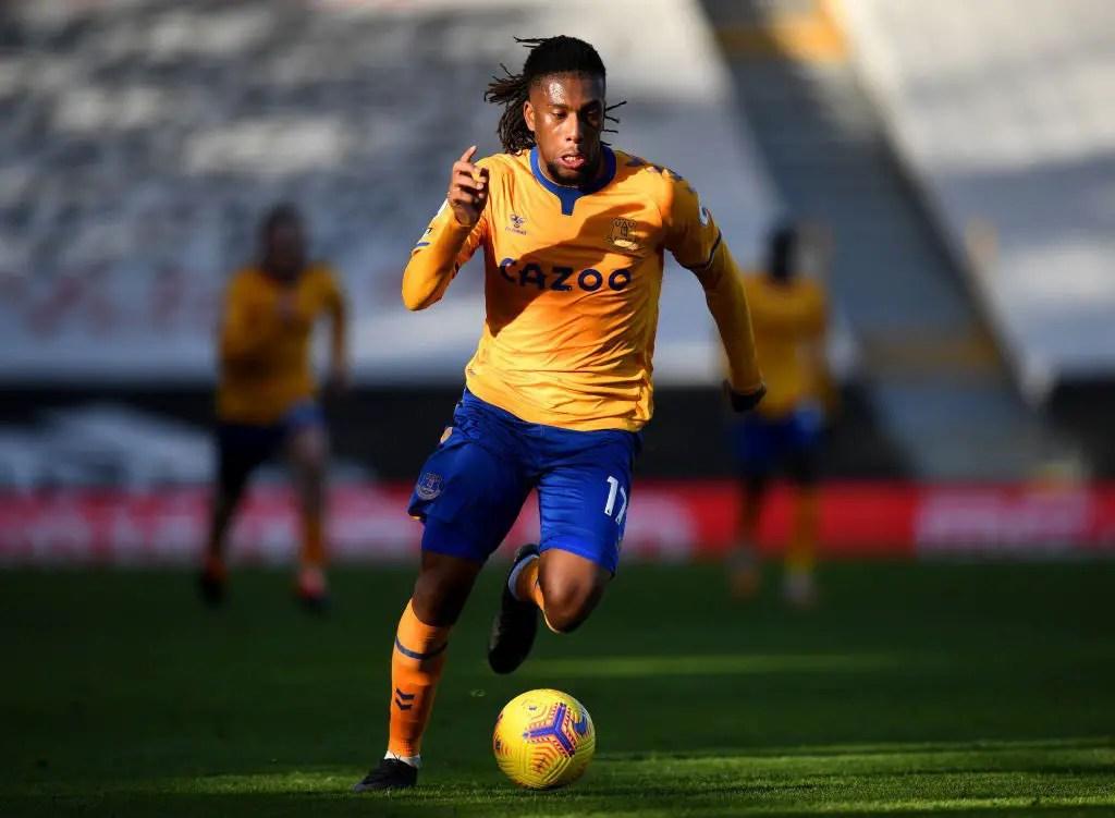 Bent Backs Iwobi To Overcome Everton Struggles