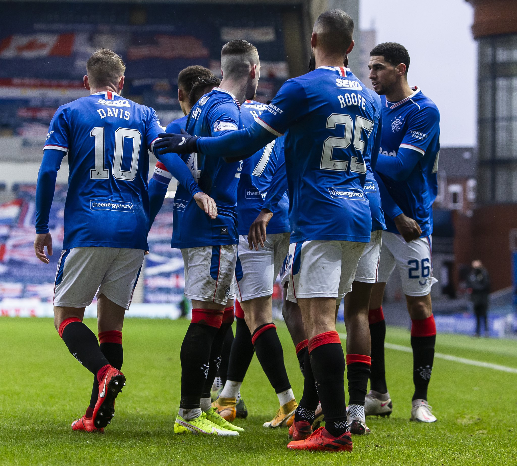 Aribo Happy With Rangers Togetherness In Tough Win Vs Hibernian