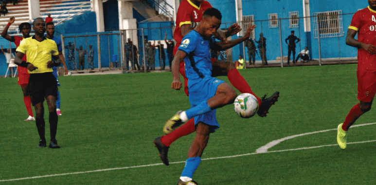 Mbaoma Out Of Al Merrikh vs Enyimba Champions League Clash With Injury