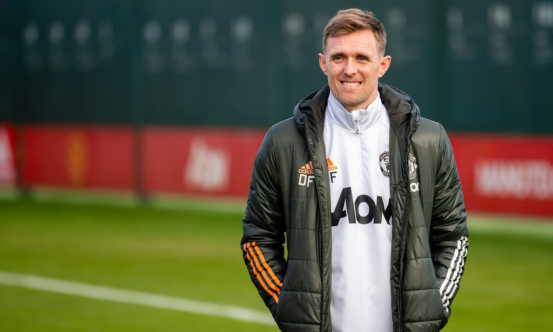 Man United Promote Fletcher To Solskjaer's First-Team Coaching Staff