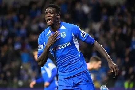 Onuachu Bags 20th League Goal In Genk's Home Draw