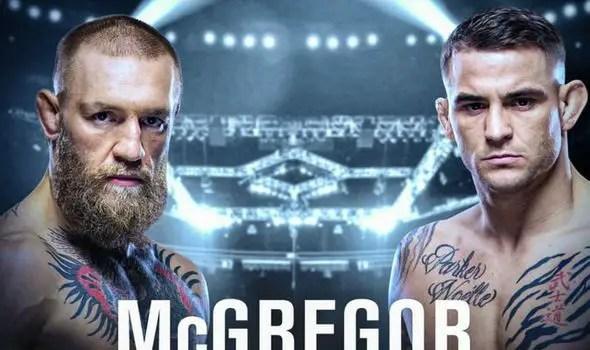 Conor McGregor Set To Take On Dustin Poirier