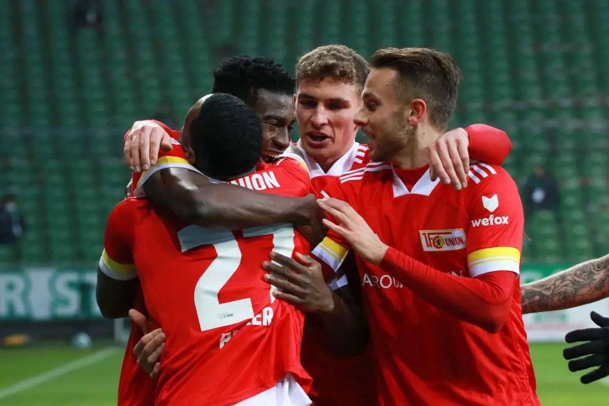 Bundesliga: Awoniyi On Target For Union Berlin; Akpoguma Injured In Hoffenheim's Defeat To Freiburg