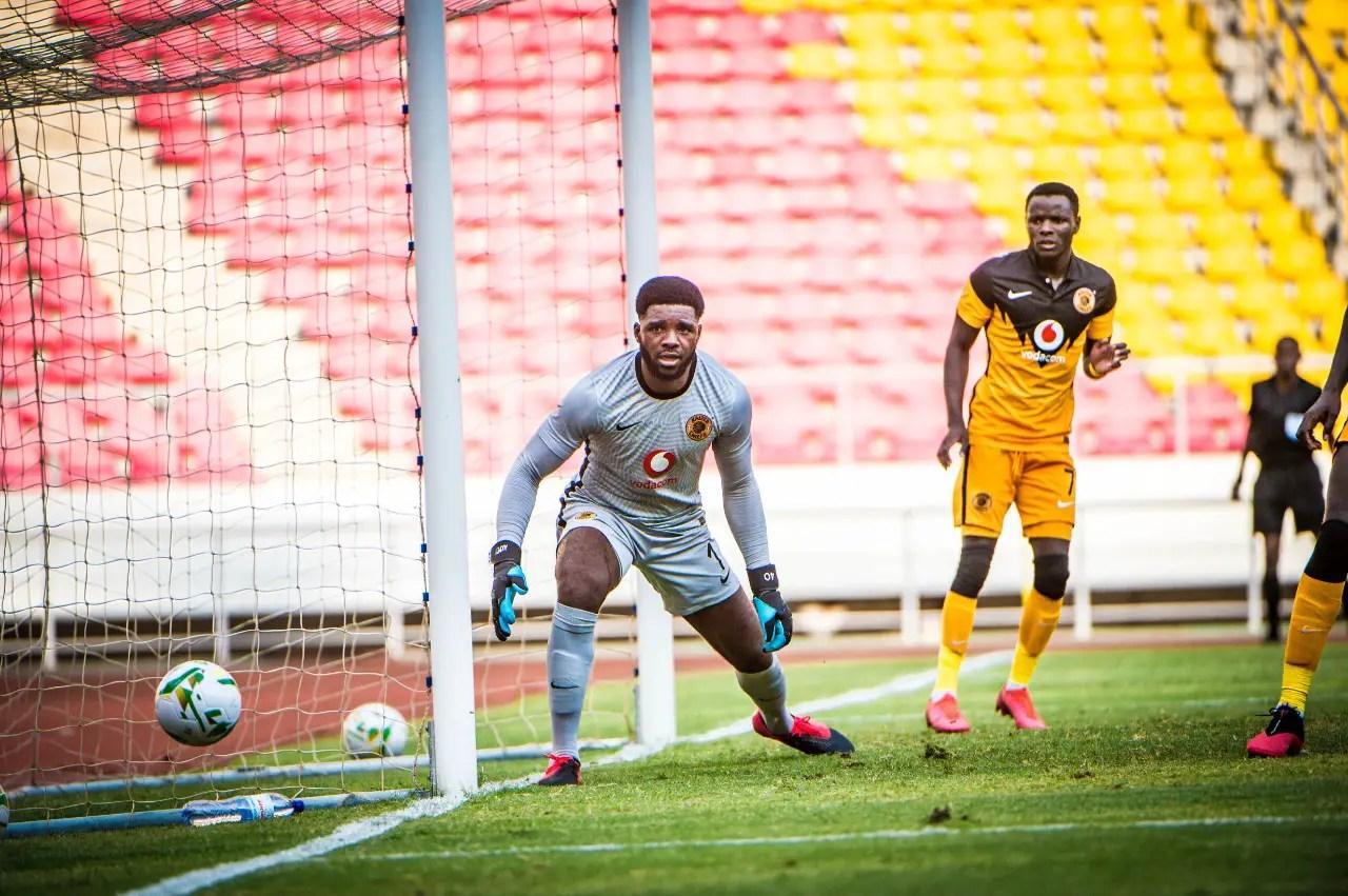 CAFCL: Akpeyi Stars As Kaizer Chiefs Beat Primero de Agosto Away