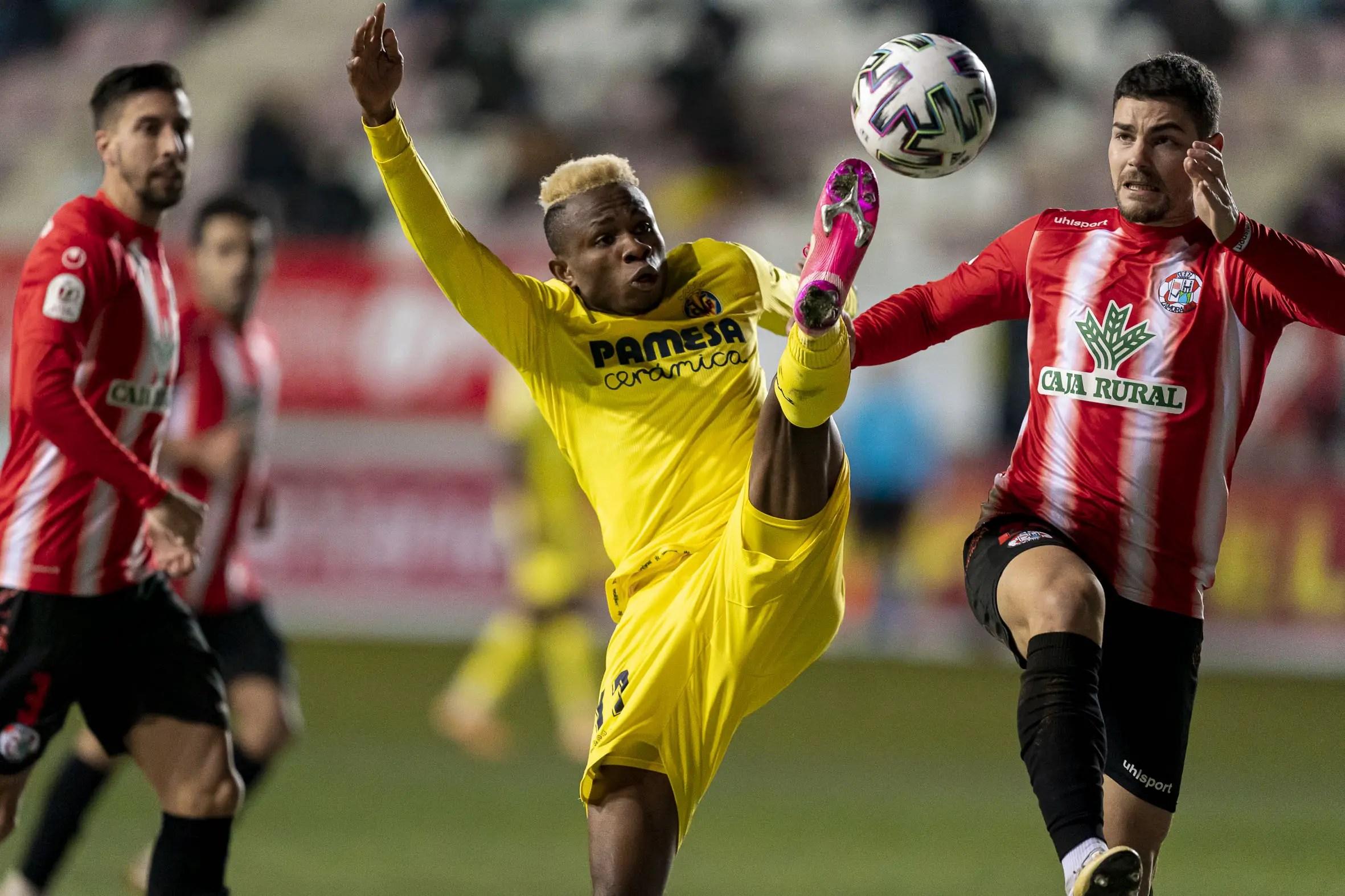 Adepoju, LaLiga Hail Chukwueze On Becoming Youngest Villarreal Centurion