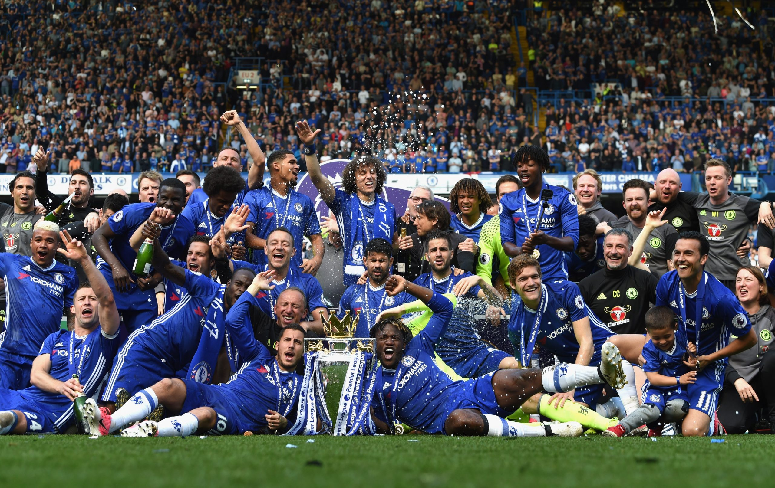 'He Is A Class Guy'- Cahill Relishes Memorable Moments With Moses At Chelsea