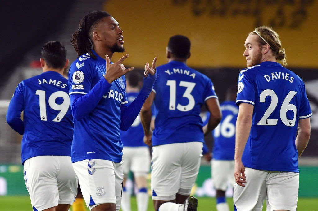 Benitez: Iwobi Can Deliver On His Vast Promise At Everton