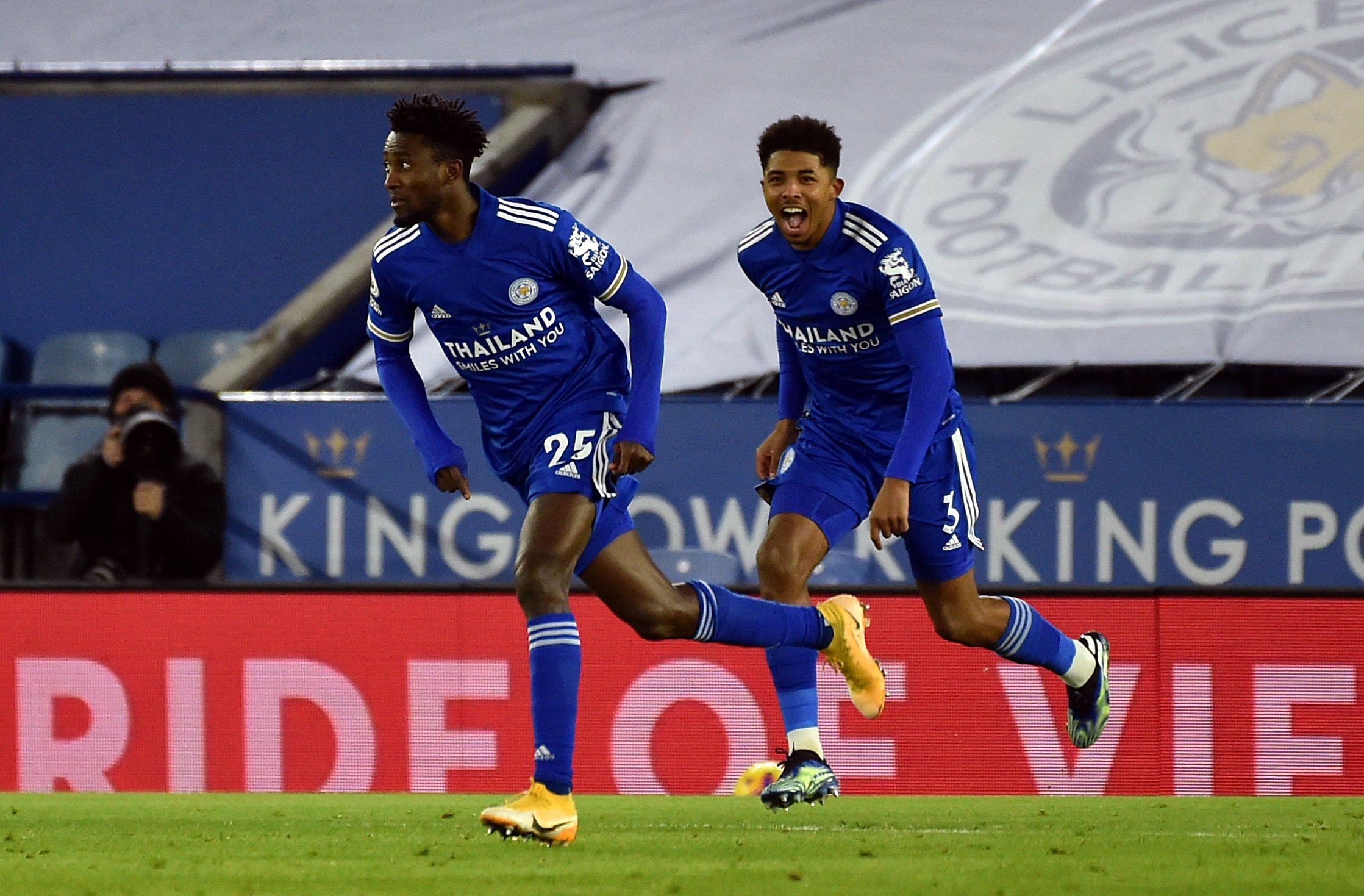 Oliseh Hails 'Exceptional' Ndidi In Leicester's Win Vs Chelsea