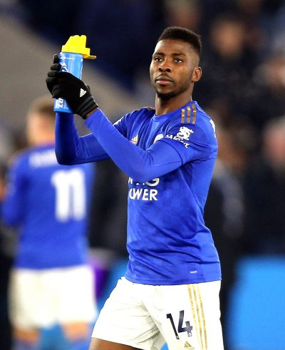 Parker Wary Of Iheanacho Ahead Fulham Vs Leicester City Clash