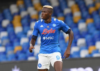 'He Needs to Find Consistency And Sharpness'- Gattuso Defends Osimhen After Napoli Defeat To Granada