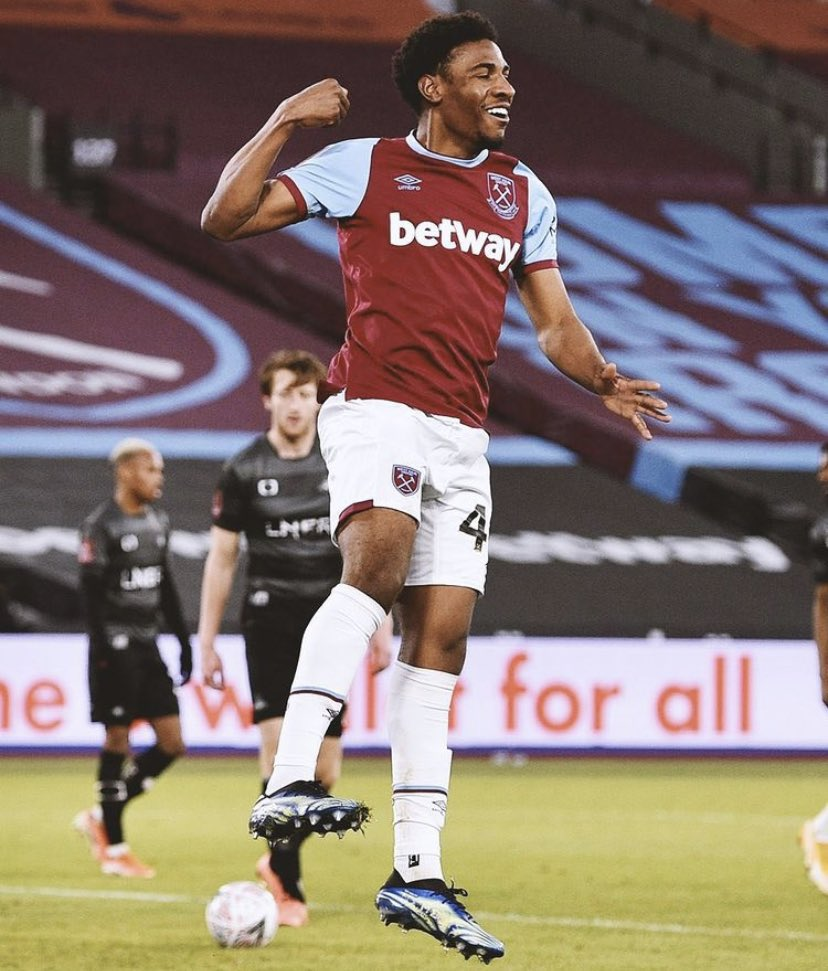 Oladapo Afolayan : West Ham United Debut A Dream Come True