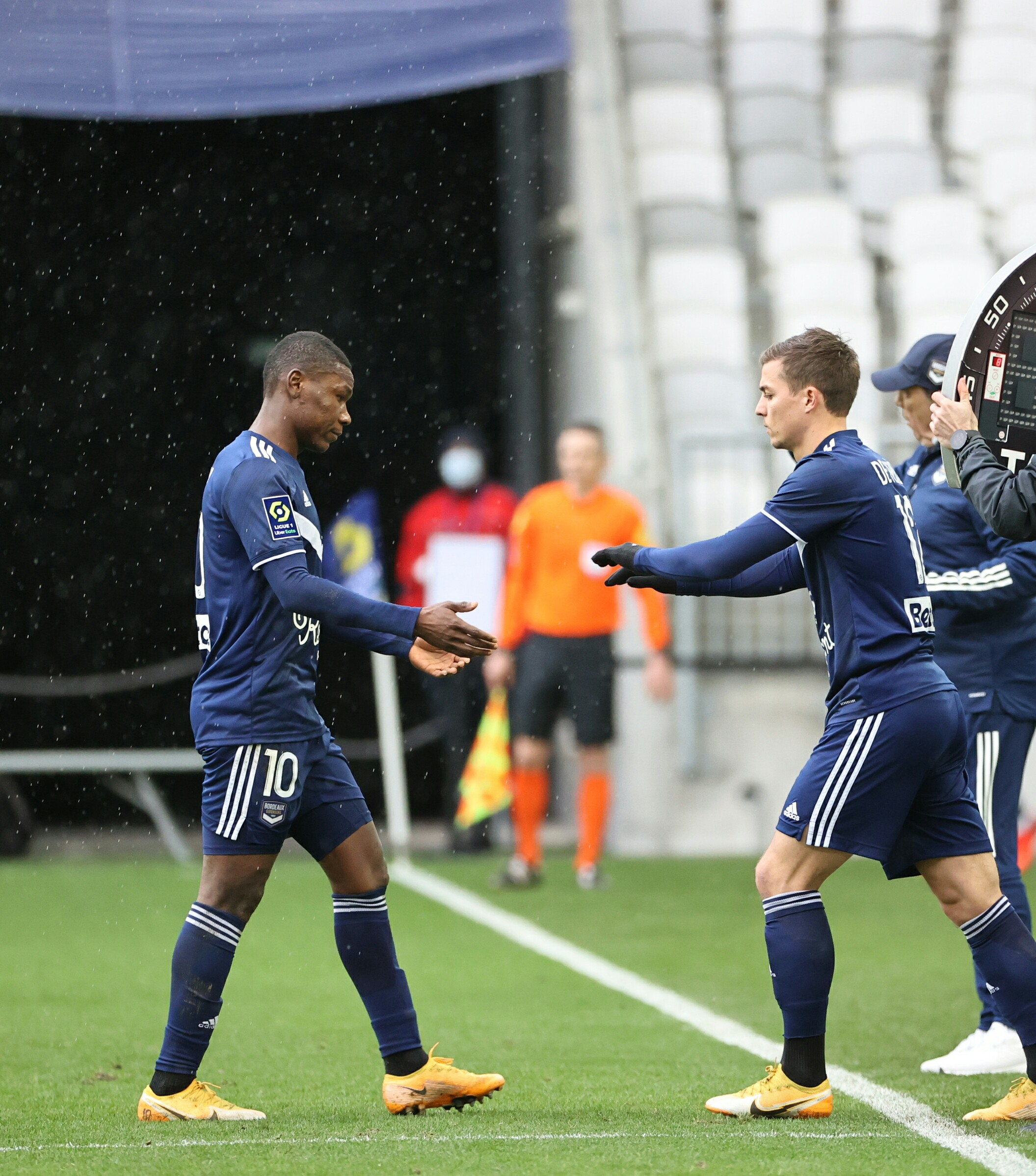 Ligue 1: Kalu Helps Bordeaux Overcome Angers, Extend Winning Run