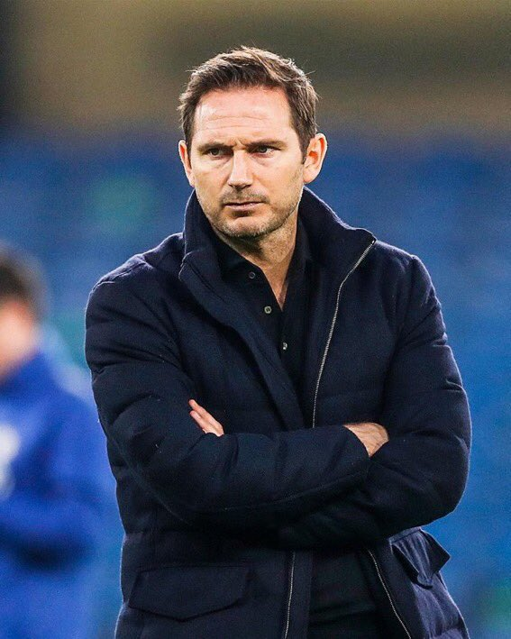 Lampard Reacts To Chelsea Sacking