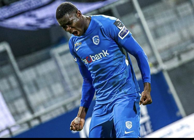 Eagles Roundup: Onuachu Scores Goal No 22 For Genk; Olayinka On Target In Sparta Prague's Win