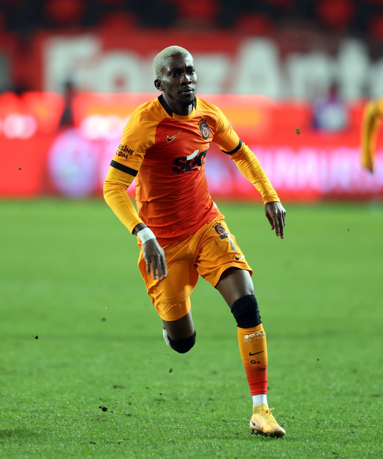 Turkey: Onyekuru Nets Brace In Galatasaray's Away Win At Kayserispor