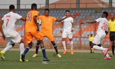 NPFL: Sunshine Stars Outclass Rangers In Akure; Kwara United Hold MFM