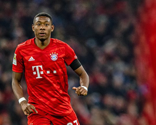 Chelsea Considering Summer Move For Alaba