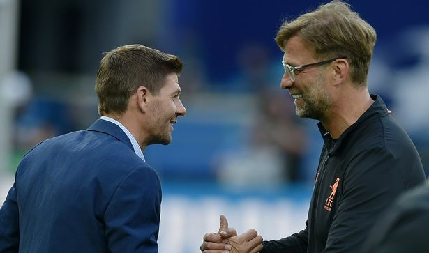 Gerrard Lined Up As Klopp Replacement At Liverpool