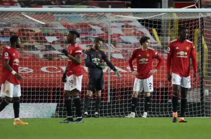 Ferdinand: Man United Out Of Premier League Title Race