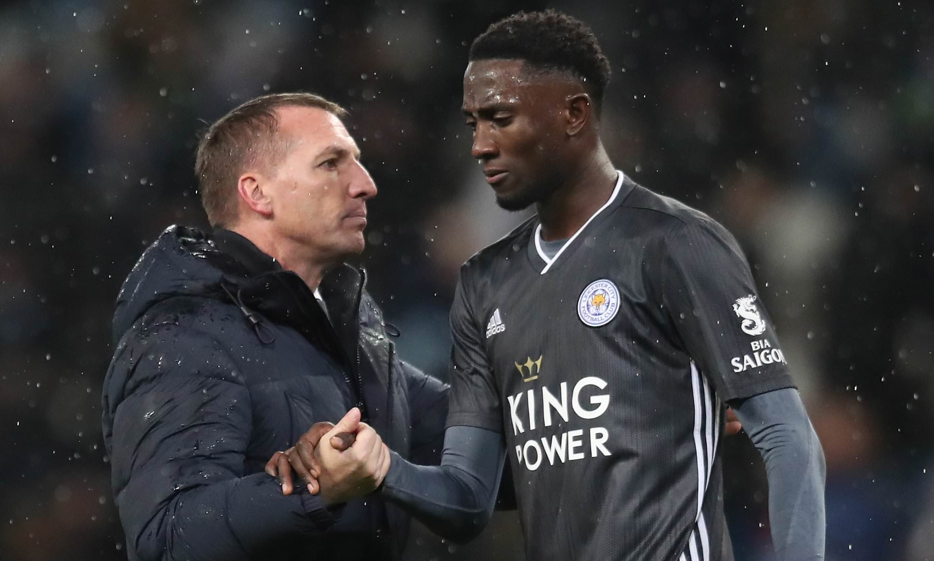 Rodgers Rues Ndidi's Injury As Leicester City Battle Fulham At Craven Cottage