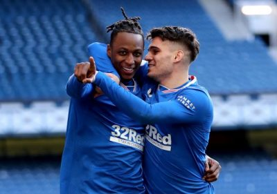 Gerrard, Rangers Boss: We Are Now Seeing The 'Real' Aribo