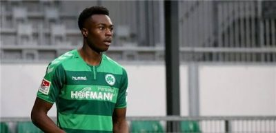 Abiama Scores, Provides Assist As Greuther Fuerth Win