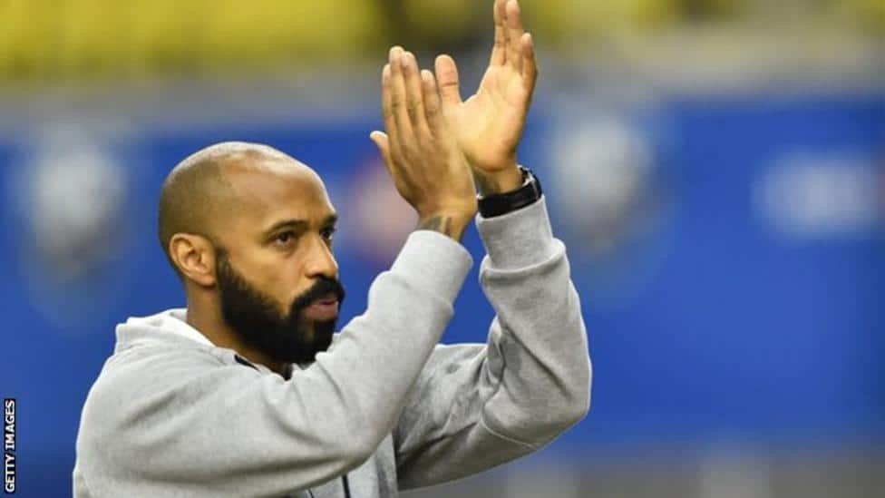 Arsenal Legend Henry Steps Down As Manager Of MLS Club CF Montreal