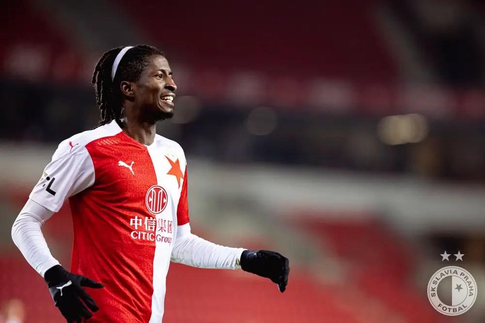 Europa League : I'm Prepared For Arsenal Battle-Olayinka