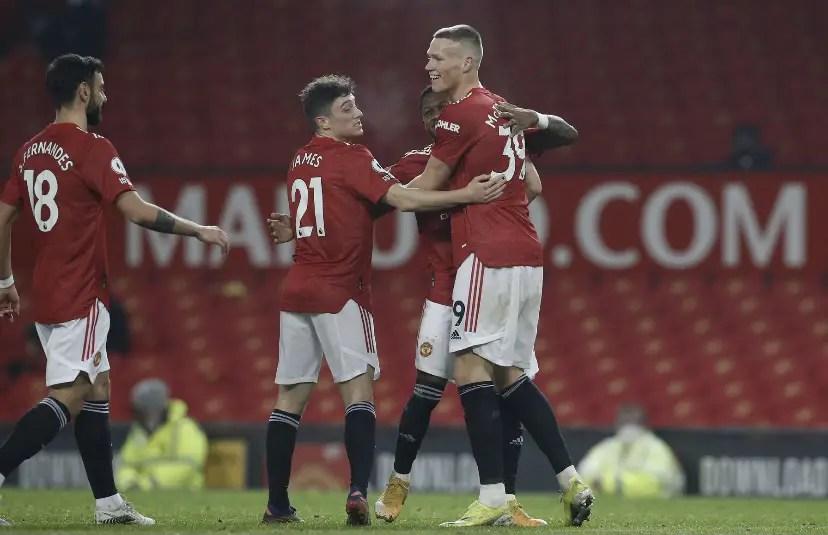 Man United Make Premier League History In Big Win Vs Southampton