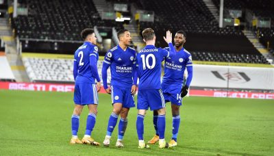 Iheanacho: Leicester City Must Build Momentum After Fulham Win
