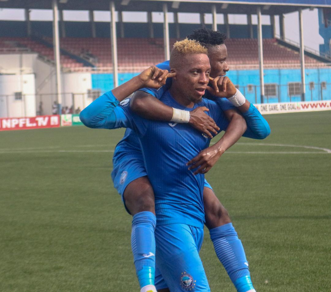 NPFL: Enyimba Floor Plateau United; Extend Lead At The Top