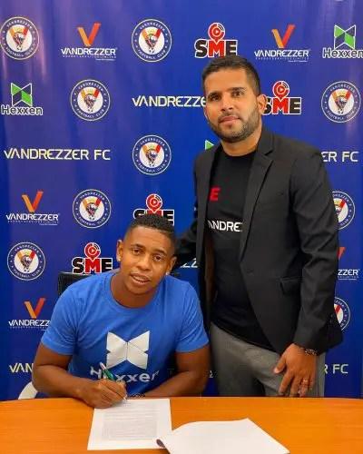 Brazilian Winger Ivo Junior Joins NNL Club Vandrezzer FC