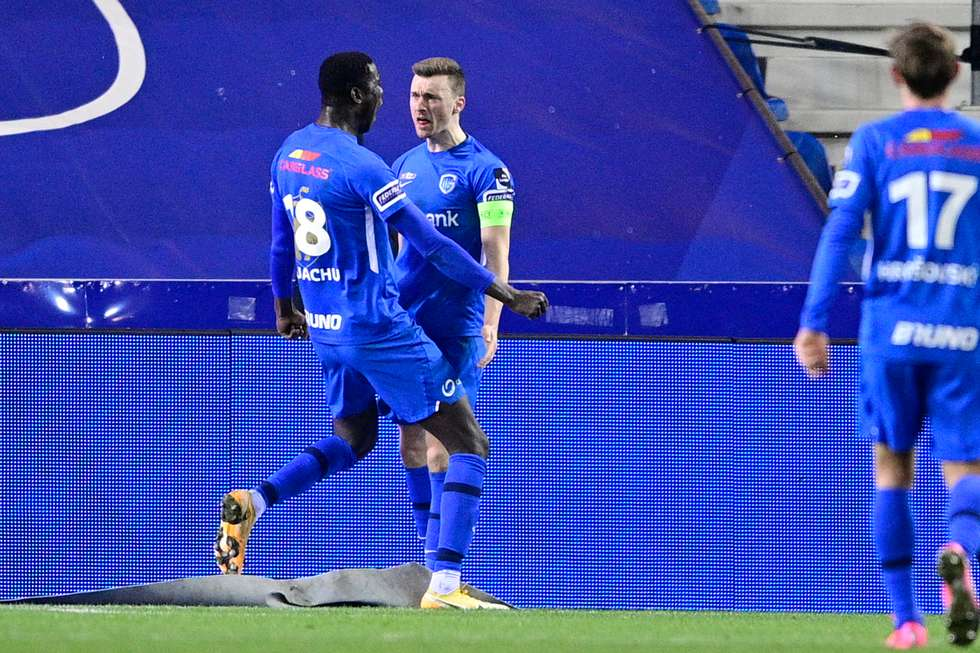 Eagles Roundup: Onuachu Nets Winner As Genk Beat Sint-Truiden; Onyekuru Caged In Galatasaray Cup Defeat