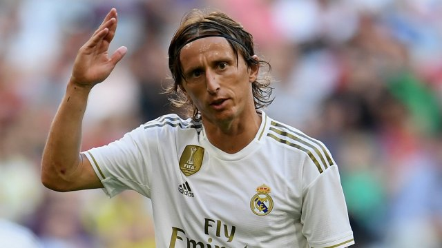 Manchester City Considering Move For Luka Modric