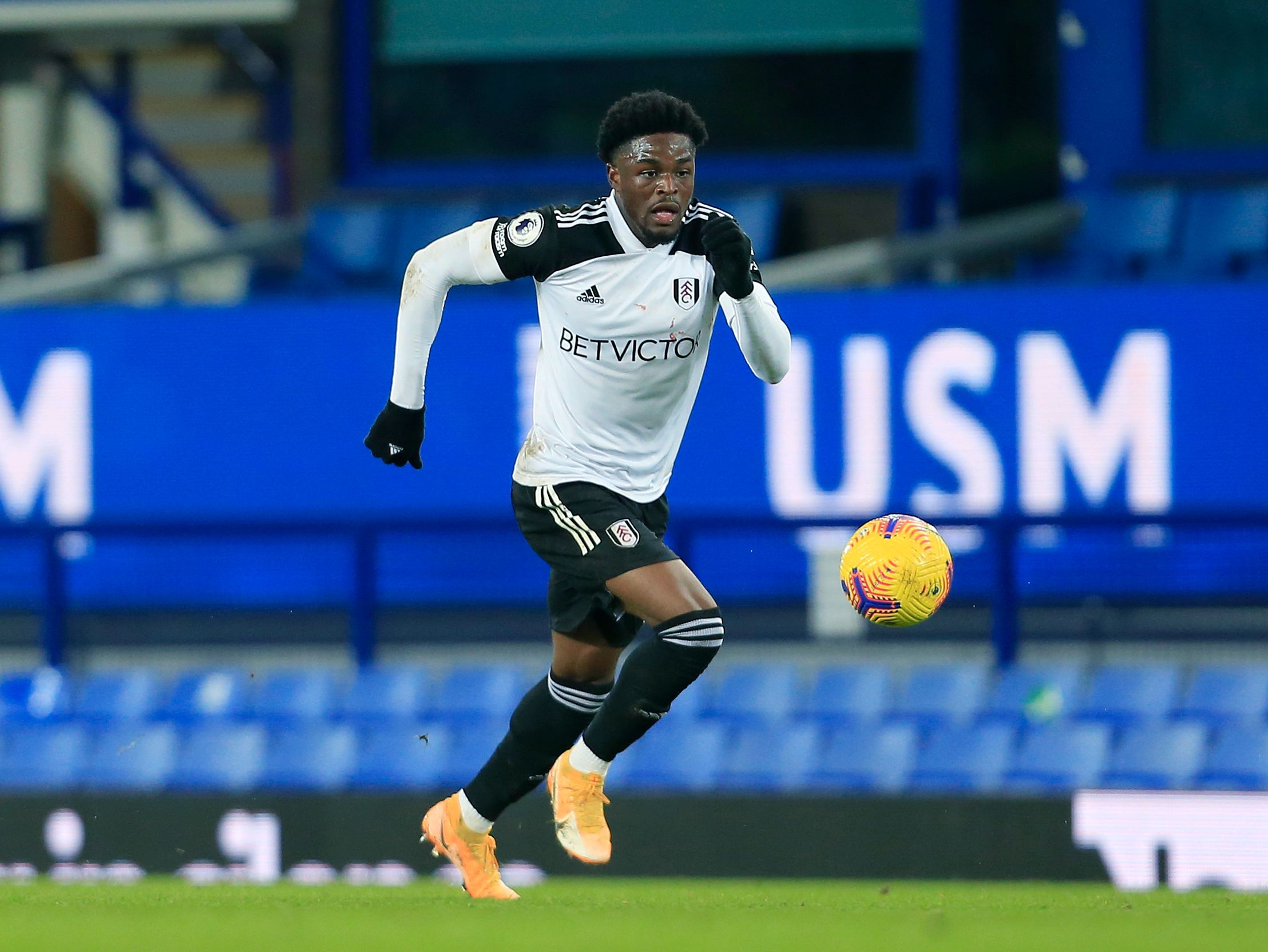 'He's Fitted In Very Well'- Parker Impressed With Fulham New Boy Maja