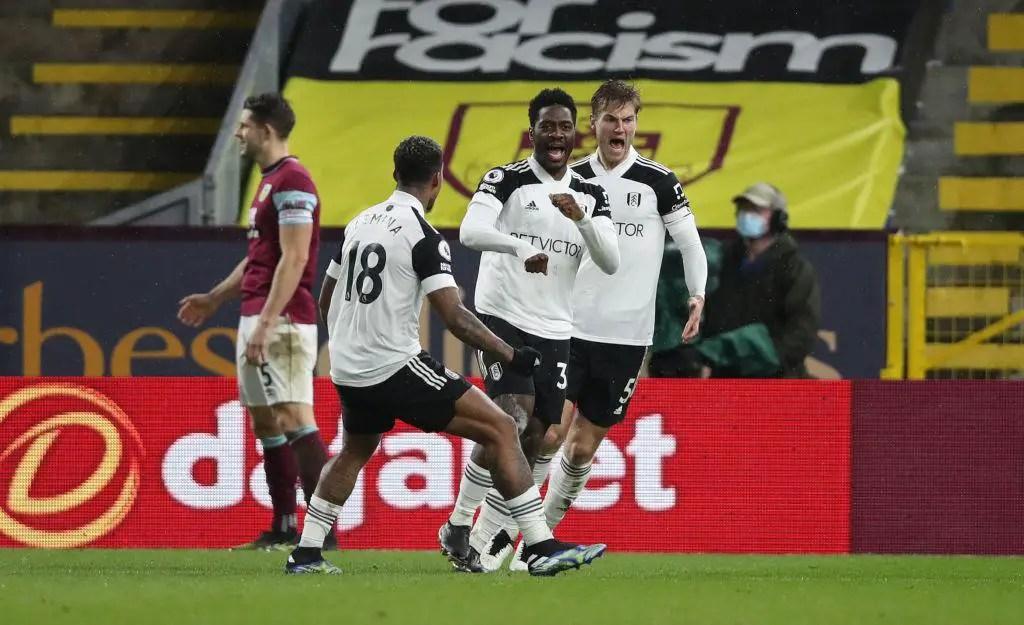 Aina:  Fulham Must Keep Battling  In Bid To Survive