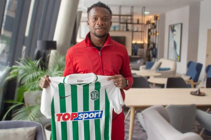Onazi Joins Lithunian Club FK Zalgiris Vilnius