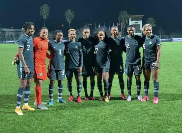 Super Falcons Coach Waldrum Unveils Squad For Aisha Buhari Cup