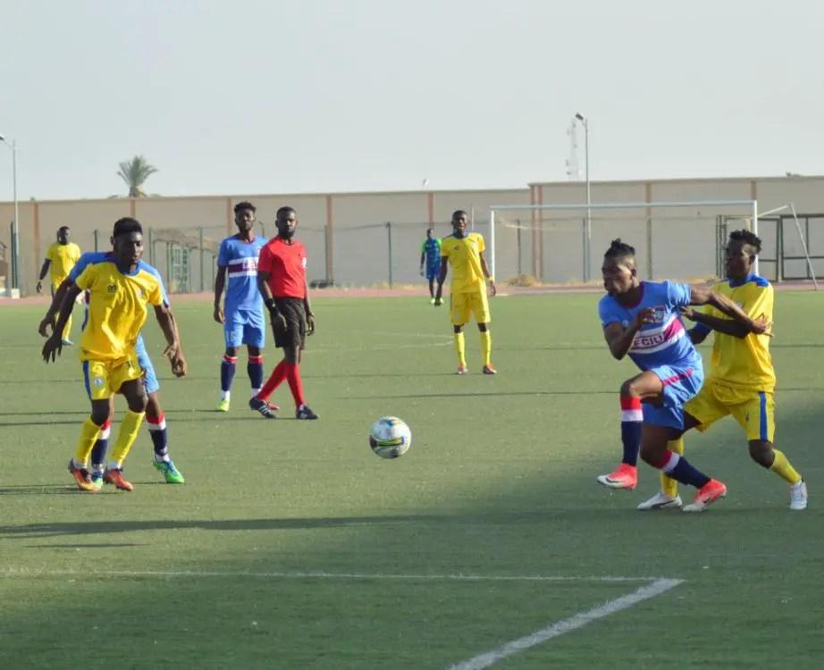 NPFL:  Rangers Pip Kwara United;  MFM End Winless Streak