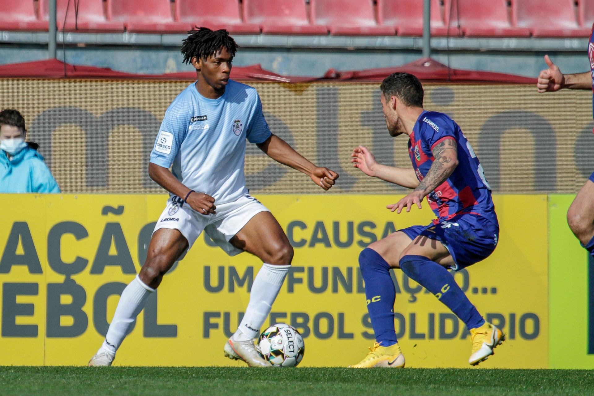 Portuguese Segunda Liga: Marcus On Target As Feirense Claim Away Win, Go Top