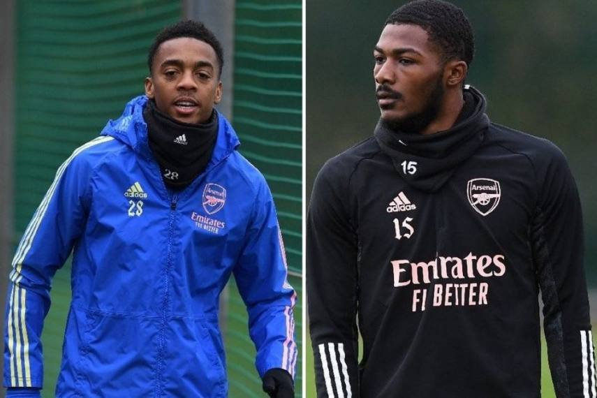 Arsenal Youngsters Maitland-Niles, Willock Join West Brom, Newcastle United On Loan