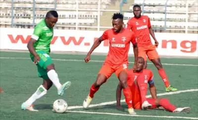 Midweek NPFL Results Excites Ex-Enyimba Coach, Unuanel