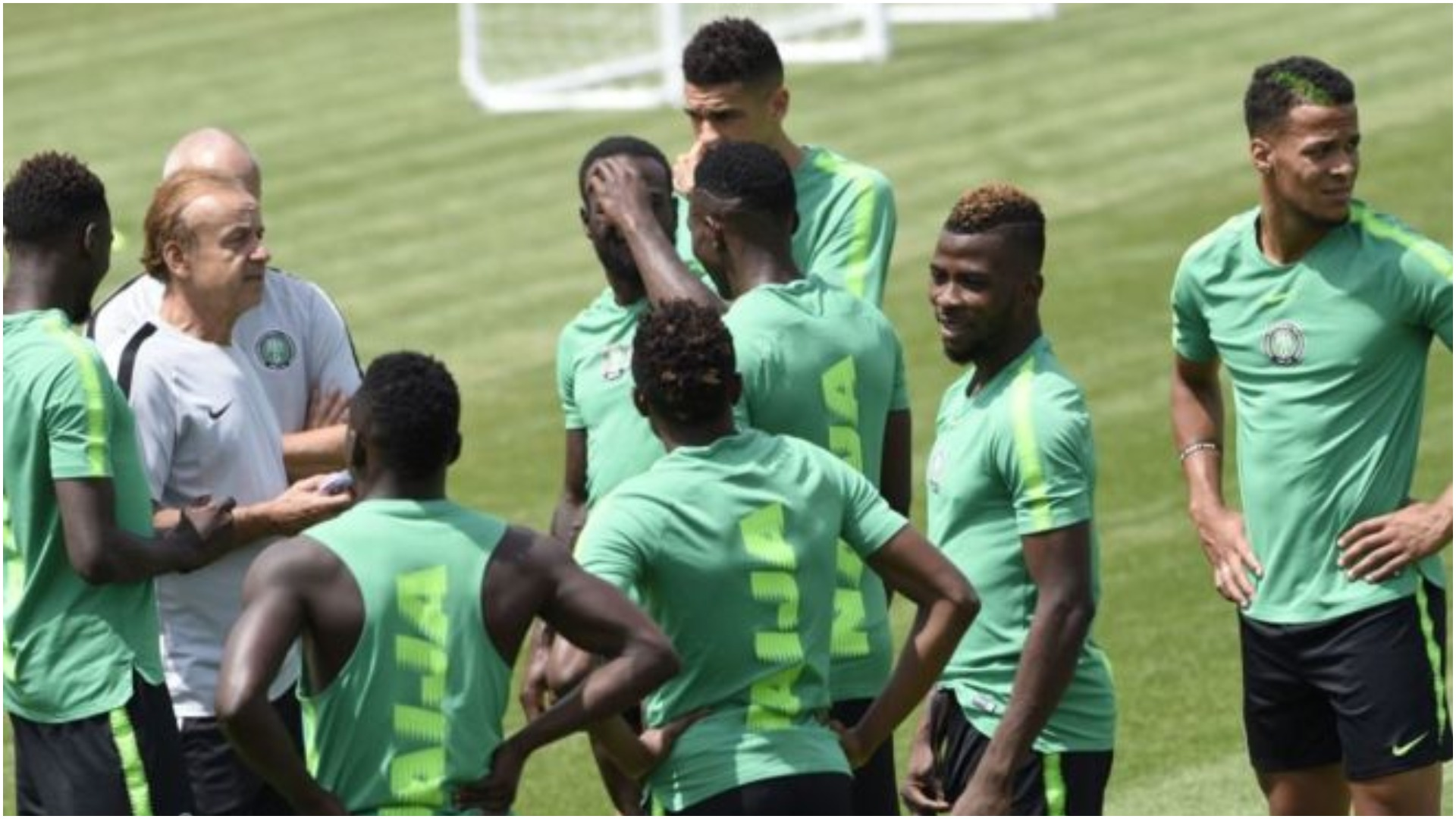 Why It Will Be Difficult For NPFL Players To Compete With Eagles' Overseas-Based Stars -Rohr