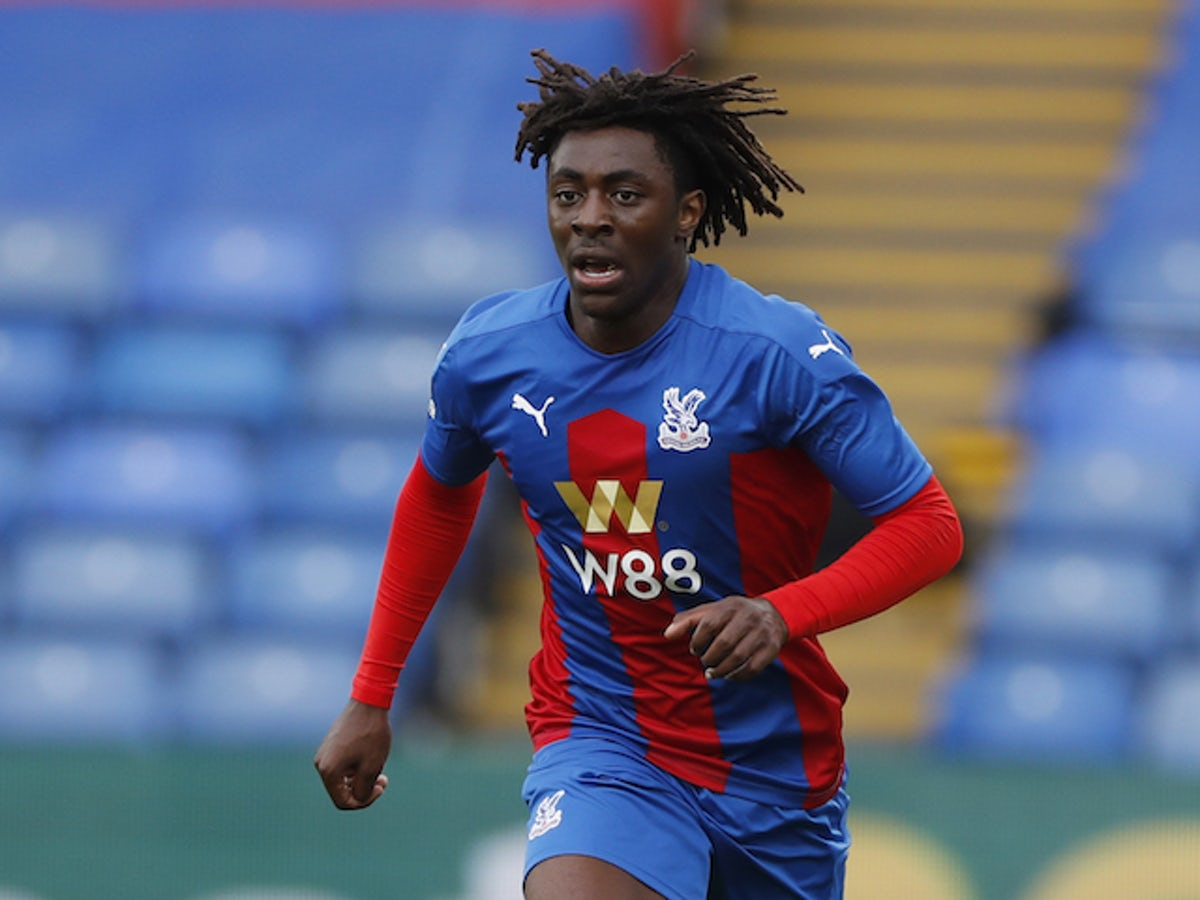 Eberechi Eze: Will Crystal Palace Star Choose Super Eagles Over Three Lions?